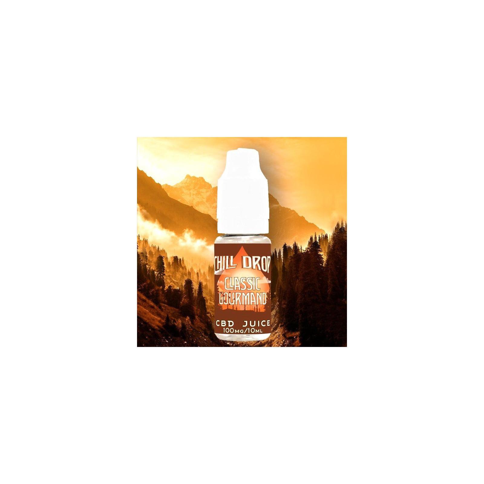 Classic Gourmand CBD - Chill Drop