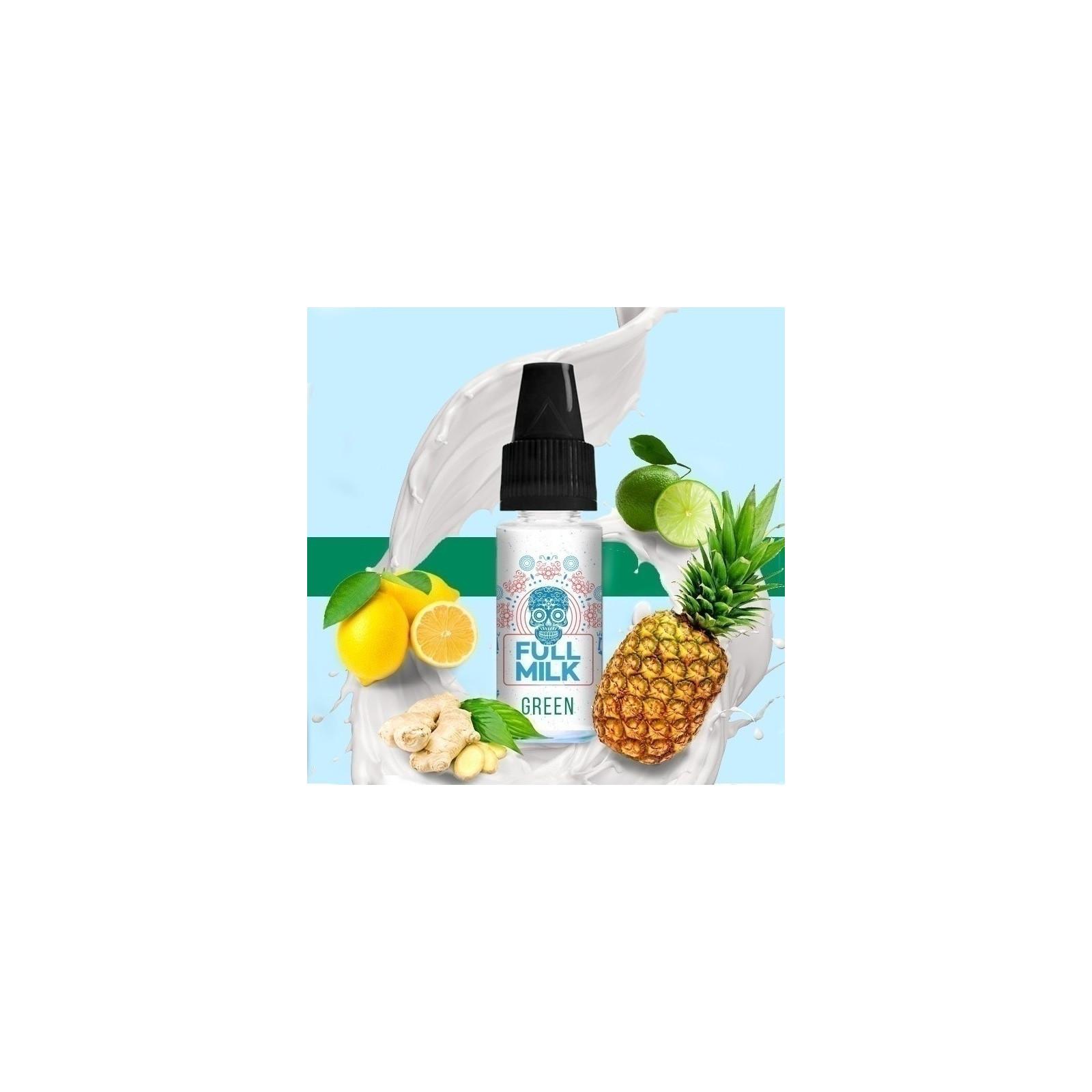Concentré Green - Full Milk