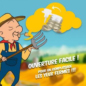 Mister Magoose-  Avap  50 ml