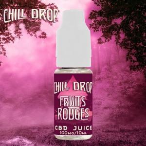 Fruits Rouges CBD - Chill Drop