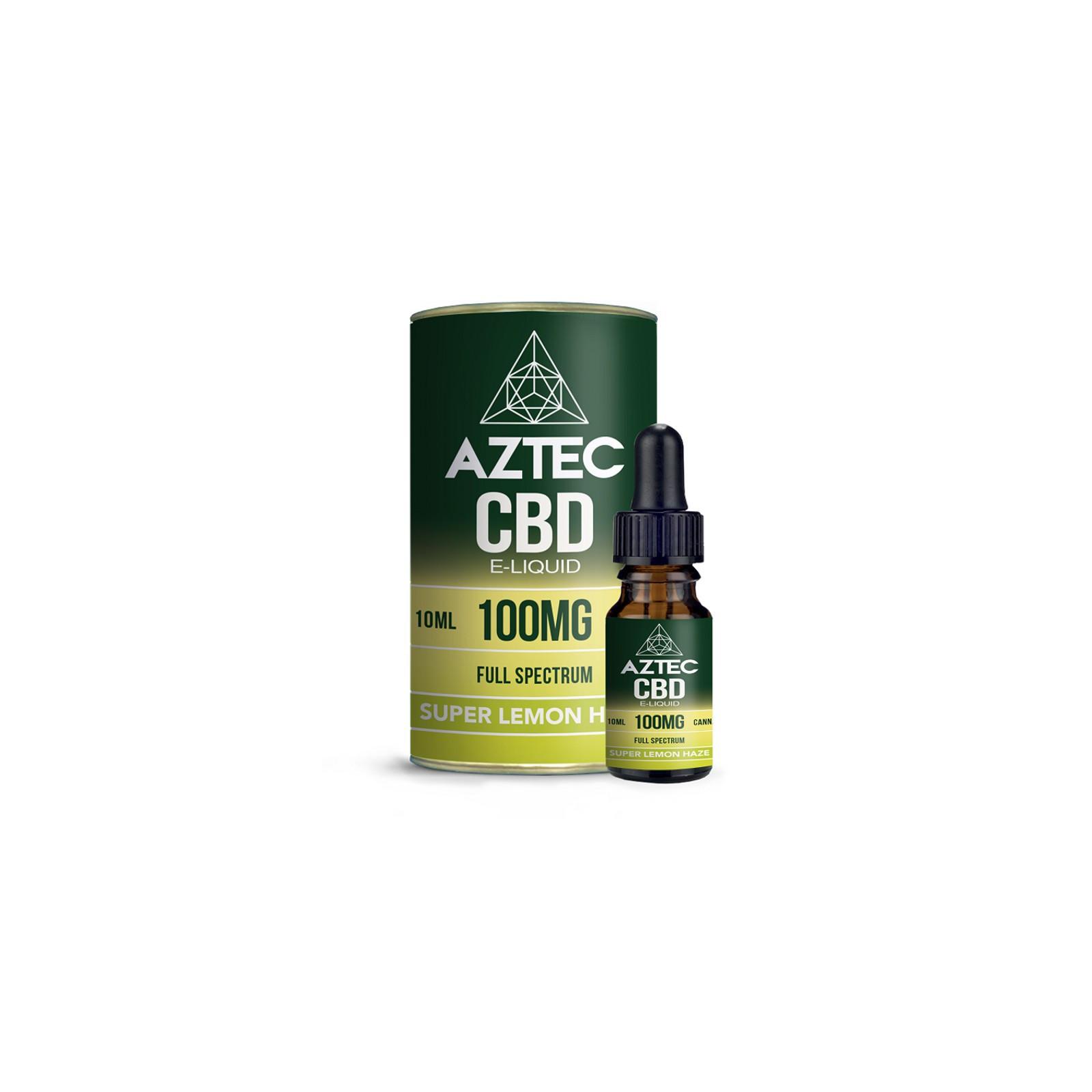 Super Lemon Haze Aztec CBD Full Spectrum